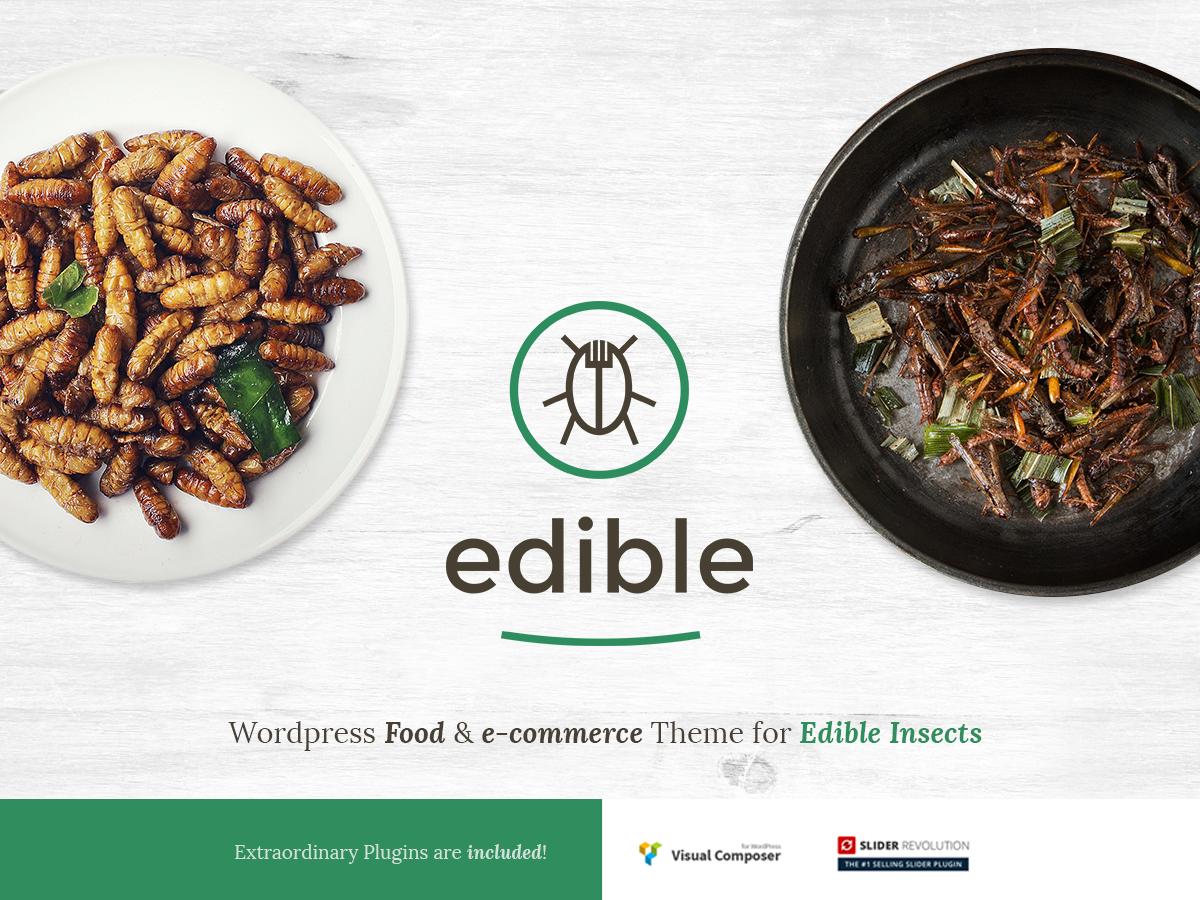 Edible screenshot