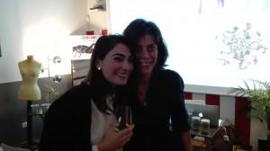 Giulia Tacchini e Giulia Maffei.