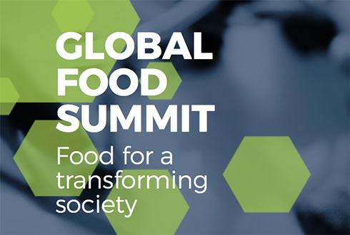 global food summit edible insects
