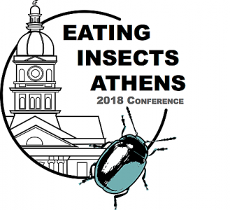 Eating insects Athens logo