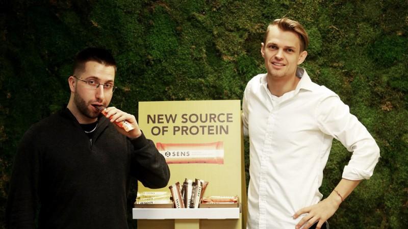 Sens Foods founders