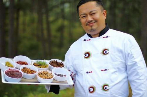 Chef Joel Basumatari