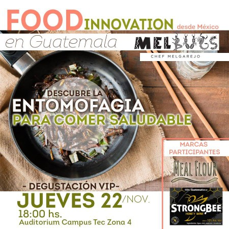 Food innovation Guatemala