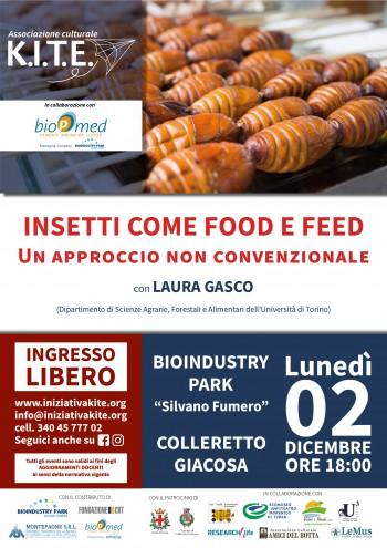 Insetti come Food Conference_LauraGasco