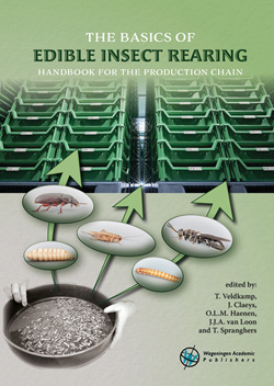 The basics of edible insect rearing
